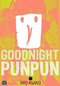 Goodnight Punpun Vol. 4 #Viz Release Date: 12/20/2016