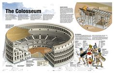 Colosseum by Ninian Carter