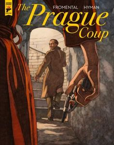 'The Prague Coup' Puts Graham Greene in the Center of International Intrigue « Watchonline news Prague, Bilal, Graham Greene, The Third Man, London Films, Ligne Claire, Movies Worth Watching, Penguin Random House, Le Far West