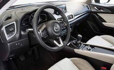 Mazda CX-3 2018 Interior Design Look