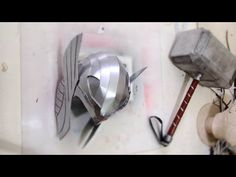 #96: Thor Helmet DIY - Last Minute - YouTube