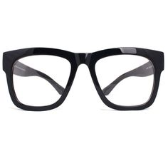 b2d894b40c TR90 Oversize Square Frame Eyeglass Women Men Glasses Fashion Black  Spectacles  JONTE