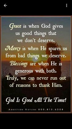 God is good ~ All the time