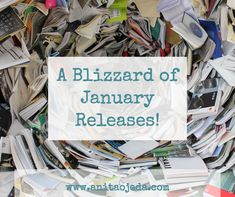 I ended up with a blizzard of books (not a bad thing, if there's a real blizzard outside). Here are the last of my January reviews.