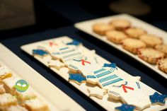 love the Onesie Sailor Cookies for Nautical themed baby shower