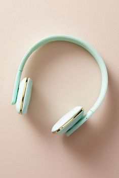 If you're going to rock headphones at the office or on your commute all the time, they might as well be cute! Think of a pair of headphones as an awesome Mint Aesthetic, Music Aesthetic, Cute Headphones, Bluetooth Headphones, Beats By Dre, Presents For Boyfriend, Tech Gifts, Cute Gifts, Tech Accessories