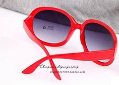 Women's Sunglasses UV Protection Polarized eye glasses Goggles(red) * See this great product.