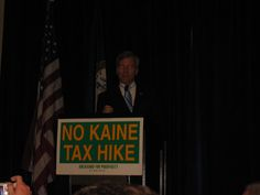 Bob McDonnell Opposing Transportation Tax Increase (That was then this is now.)