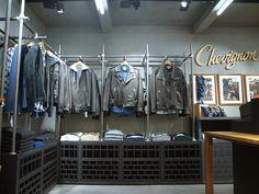 Chevignon Corner at Galeries Lafayette by Stories, Paris – France » Retail Design Blog