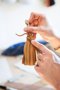 Style Spotlight // Shana Luther + DIY Tassel + Giveaway » bkstyled
