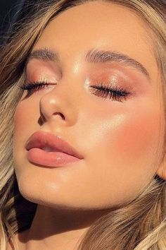 Makeup Tips And Products For Beginners Simple Makeup Natural Beginners Makeup Products Tips Natural Makeup For Brown Eyes, Makeup Looks For Brown Eyes, Summer Makeup Looks, Natural Makeup Looks, Simple Makeup, Easy Makeup, Makeup Trends, Makeup Inspo, Makeup Inspiration