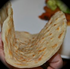 My favorite GF tortilla recipe! Tortillas are great the day they are made and are super easy to make!