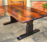 Hawkins furniture, love the natural wood