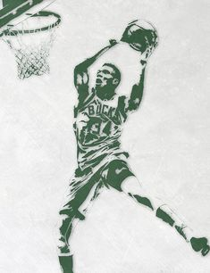 Giannis Antetokounmpo MILWAUKEE BUCKS PIXEL ART Art Print by Joe Hamilton. All prints are professionally printed, packaged, and shipped within 3 - 4 business days. Choose from multiple sizes and hundreds of frame and mat options. Basketball Tattoos, Basketball Photos, Basketball Art, Basketball Players, Giannis Antetokounmpo Wallpaper, Top Nba Players, Joe Hamilton, Sports Graphic Design, Desenho Tattoo