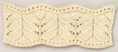 Lana, Lace Knitting Patterns, Knitting Stitches, Crochet Top, Crochet Bikini, Tempo, Lace Shorts, Le Point, Tunic