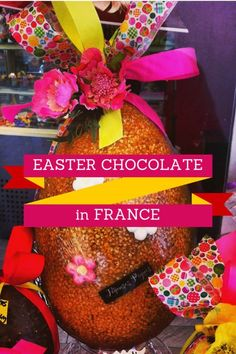 A chat with a French master chocolatier about chocolate at Easter in his pâtisserie. Find out how artisanal chocolate is produced for Easter in France. Artisan Chocolate, Chocolate Shop, Easter Chocolate, Sweet Magic, Easter Monday, Celebration Around The World, About Easter, Festivals Around The World, Easter Traditions