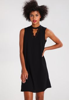 Vero Moda VMPHILIPPA - Sukienka koktajlowa - black - Zalando.pl