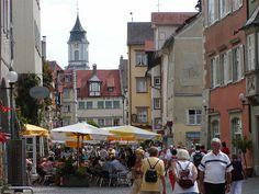 Lindau, Insel, Fußgängerzone,  Von Ingo2802 aus der deutschsprachigen Wikipedia, CC BY-SA 3.0, https://commons.wikimedia.org/w/index.php?curid=34194215