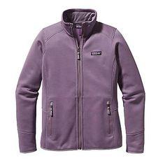 Patagonia Womens Tech Fleece Jacket. Tyrian Purple