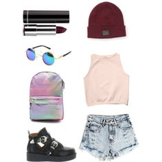 """Summer Daze"" by saintofkillers on Polyvore"