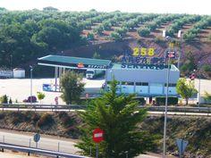 Area de Servicios 258 - Restaurante, cafeteria, tienda, gasolinera, www.area258.com