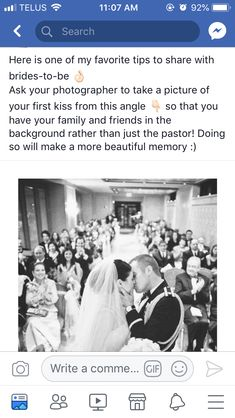 Memorable wedding photography snaps score beautiful creativity out of this pho Cute Wedding Ideas, Wedding Goals, Wedding Pictures, Perfect Wedding, Our Wedding, Wedding Planning, Dream Wedding, Wedding Stuff, Wedding Photo Hacks