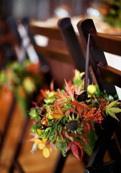 fall table decoration, autumn holiday decor ideas