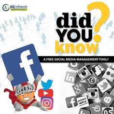 A free management tool? Like many of these tools, Hootsuite offers both free and premium plans. Digital Marketing Services, Social Media Marketing, Social Media Management Tools, Promotion Strategy, Competitive Analysis, Social Media Calendar, App Development, Advertising, Free