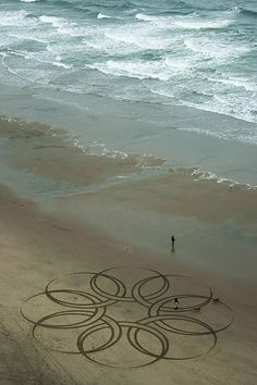 from89:   Earthscapes Sand Drawings by Andres Amador  You Can Also Find Me -: Skumar's :- Twitter | Facebook | We Heart It | Pinterest | Subscribe Other Blog :- India Incredible | Facebook