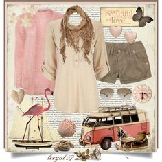 In the Summertime...., created by leegal57 on Polyvore
