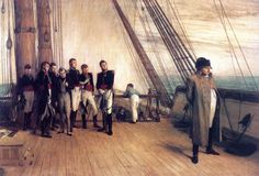 Napoleon Surrenders - marking the End of an Era – 5-Minute History