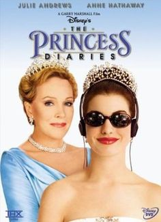 Princess Diaries... I have seen this over 20 times and counting... Ideal 90's movie right there.