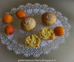 Polenta e zucchero: MUFFINS ALL'ALBICOCCA