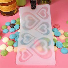 DIY силиконовые формы шоколада плесень помады торт украшения творческое сочетание в форме сердца плесень бесплатно 142