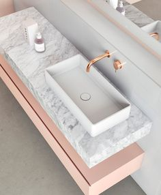 New Fiora Collections at Cersaie Colors, textures and materials. New combining for the bathroom - Decor Diy Home Bathroom Inspiration, Bathroom Furniture, Dream Rooms, Gold Bathroom, Home Remodeling, Bathroom Interior Design, Bathroom Decor, Cheap Home Decor, Bathroom Design