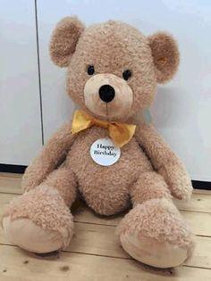 a25f63eb71 Promotional Fynn Teddy Bear by Steiff - beige 100cm