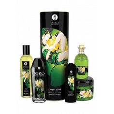 Shunga introduces its new Garden of Edo Organic product line for intimate moments, dedicated to those who are passionate about lovemaking and nature.  All Garden of Edo products contain carefully selected certified organic ingredients: Exotic Green Tea Massage Oil, Exotic Green tea Aphodisiac Oil, Toko Organica lubricant, Lotus Noir enhancing gel for her & him, Lotus Flower erotic Bath Salt from the Dead Sea.