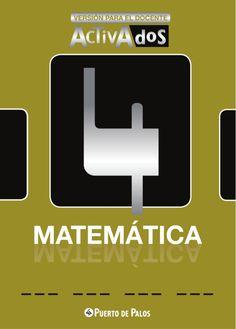 Gerente editorial  Daniel Arroyo  Jefa de contenidos editoriales  Verónica Lombardo  Jefe del área de Matemática  Gabriel H. La...