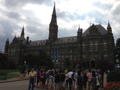 A Perfect Day in Georgetown, Georgetown, Washington DC, travel, Georgetown University