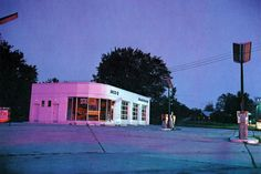 """ Untitled"" from Troubled Waters series, William Eggleston, 1980 dye-transfer print"