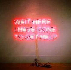We're Obsessed: Neon Light Quotes | Fitzroy Boutique