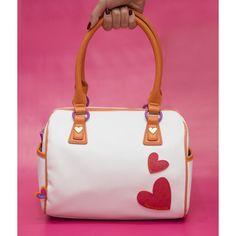Línea Ágatha Ruiz de la Prada, de Cloe. #purse #cartera #accesories