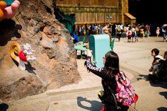 guest-posing-duffy-mysterious-island Tokyo Disney Sea, Tokyo Disney Resort, Tokyo Disneyland, Indiana Jones Adventure, Duffy The Disney Bear, Disney Tourist Blog, Lost River, Star Tours, Leagues Under The Sea
