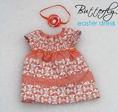 Running With Scissors: Easter Dress Tutorial