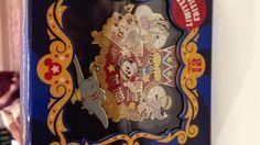 Mickeys Circus pin event