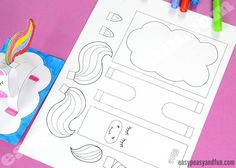 These3D construction paper unicorns paper toys are here to spread some magic. They are super quick and easy for kids and kids at heart to make and it will be hard to stop at just one. *this post contains affiliate links* Everyone needs a little bit of magic in their life and what better way …
