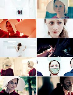 The Handmaid's Tale:Trusting anyone is dangerous. Handmaids Tale Quotes, A Handmaids Tale, Series Movies, Movies And Tv Shows, Tv Series, The Handmaid's Tail, Best Tv Shows, Favorite Tv Shows, Handmaid's Tale Tv