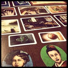 Tajemnicze Domostwo (Mysterium) by Portal Games. Photo by: @SHeartsOrRivals youtube.com/sweetheartsorrivals