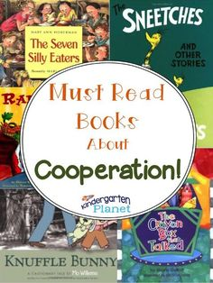 Must Read Monday: Must Read Books About Cooperation