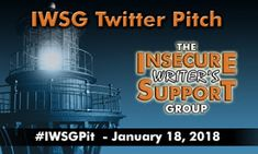 The Waiting is the Hardest Part: #IWSG Twitter Pitch Party is this week & 2 cover r...